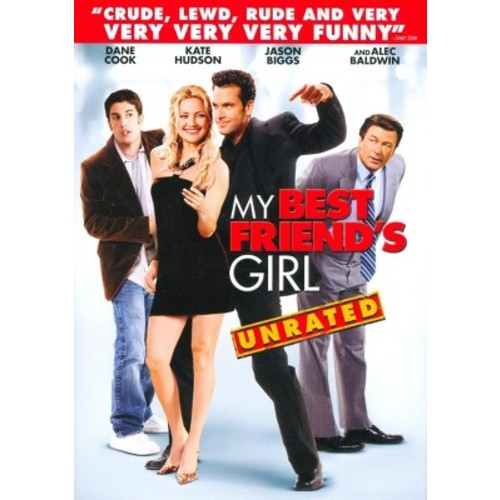 My Best Friend's Girl (WS) (Unrated) (dvd_video)
