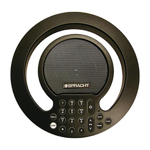 Spracht Aura SoHo Plus Desktop Conference Room Speakerphone With 5 Microphones, CP-2018