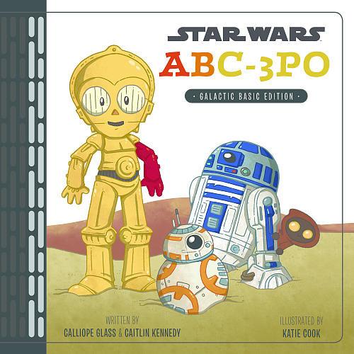 Star Wars ABC - 3PO Book