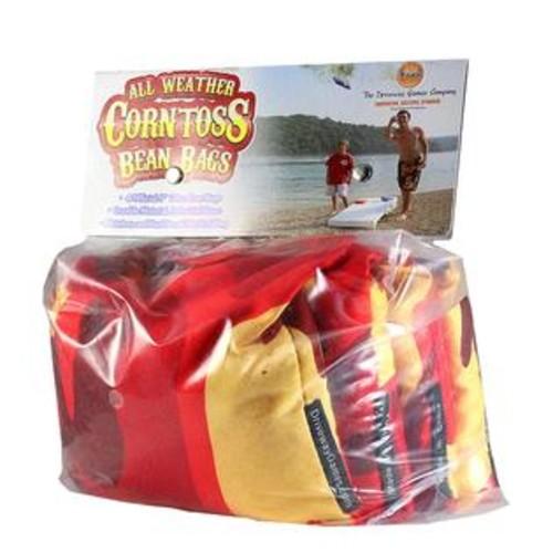 Driveway Games Corn Toss Camo Orange/Yellow Bean Bags