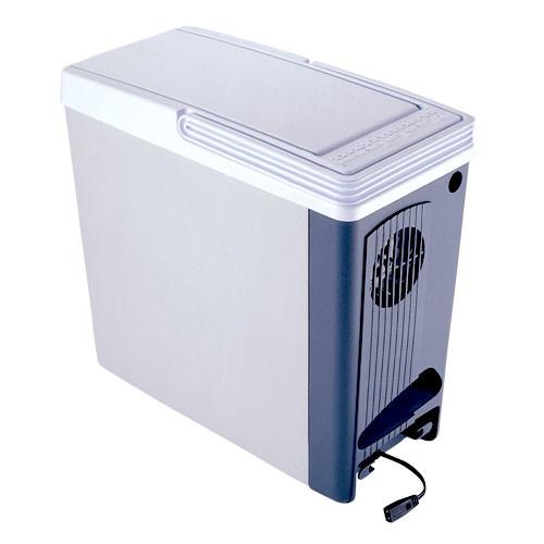 Koolatron P20 Compact 18 qt. Thermoelectric 12 volt Portable Travel Cooler, 23 can capacity
