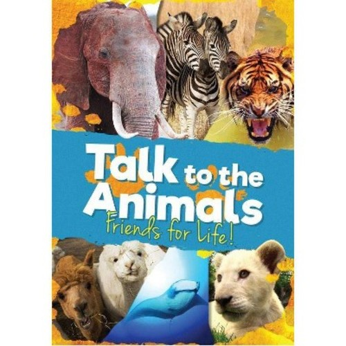 Talk to the animals:Friends for life (DVD)