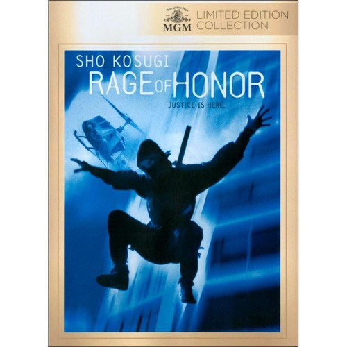 Rage of Honor [DVD] [1987]