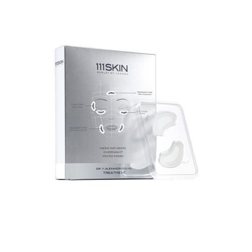 111Skin Meso Infusion Overnight Mask in