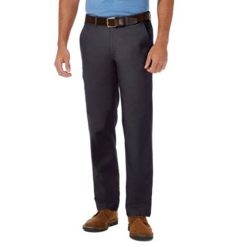 Men's Haggar Coastal Comfort Straight-Fit Stretch Flat-Front Chino Pants
