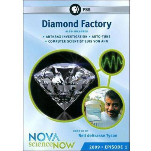 NOVA: scienceNOW: 2009 Episode 1 - Diamond Factory [DVD]