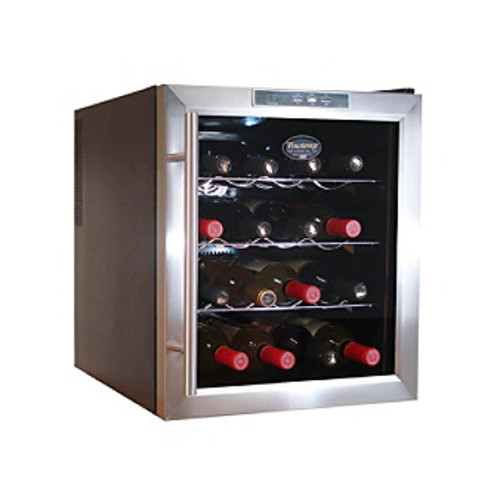 Vinotemp 16-Bottle Thermoelectric Wine Cooler