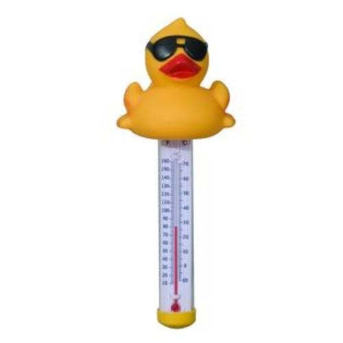 GAME Derby Duck Floating Pool and Spa Thermometer