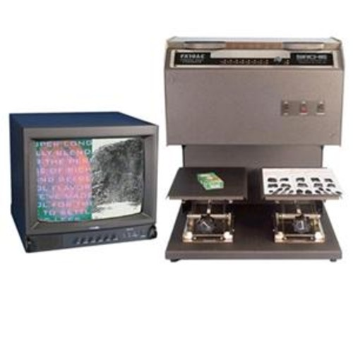 Sirchie Video-Based Forensic Optical Comparator with 14