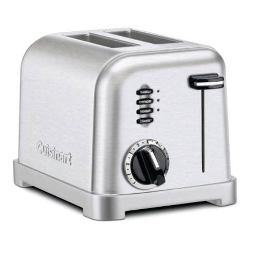 Cuisinart Stainless Steel Toaster (CPT-160)