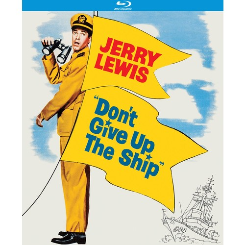 Don't Give up the Ship [Blu-ray] [1959]