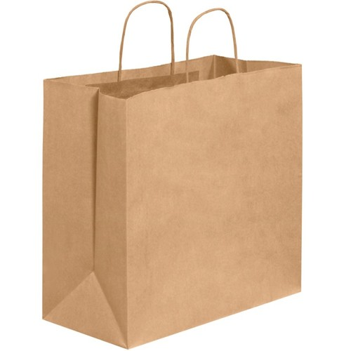 Partners Brand Paper Shopping Bags, 13