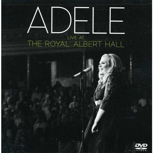 Adele - Live At The Royal Albert Hall (DVD/CD)