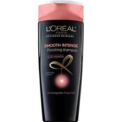 L'Oreal Advanced Haircare Smooth Intense Polishing Shampoo, 1 Bottle