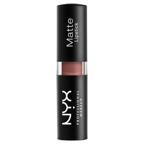 NYX Professional Makeup Matte Lipstick Honeymoon - 0.16oz