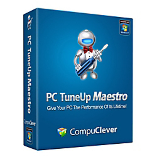 PC TuneUp Maestro - 3 user license, Download Version