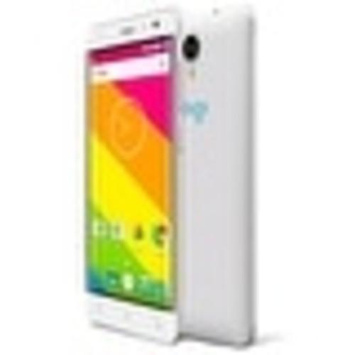 Indigi 4G LTE GSM Unlocked SmartPhone (QuadCore + 5.6-inch + Android Marshmallow OS & Fingerprint Unlocking) - White