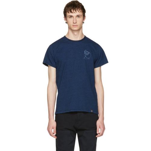 RAG & BONE Indigo Vacation T-Shirt
