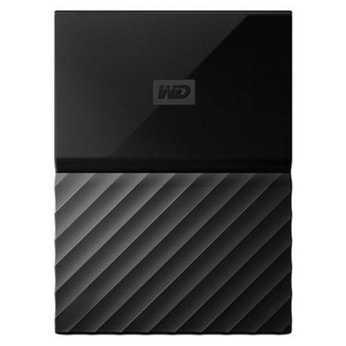 2TB My Passport USB 3.0 Secure Portable Hard Drive (Black)