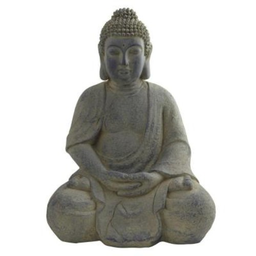 Nearly Natural Indoor/Outdoor Buddha Statue