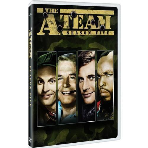 The A-Team: Season Five [3 Discs] [DVD]
