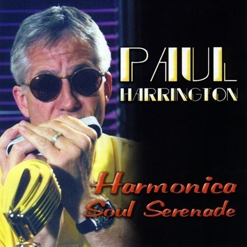 Harmonica Soul Serenade [CD]