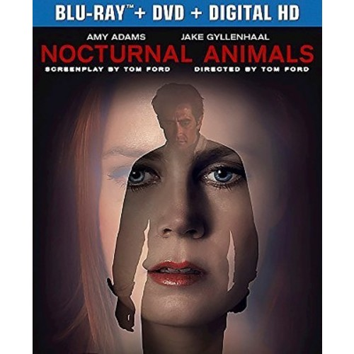 Nocturnal Animals (Blu-ray + DVD + Digital)