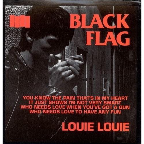 Louie Louie CD