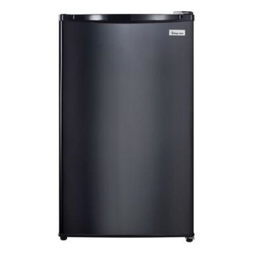 Magic Chef 4.4 cu. ft. Mini Refrigerator in Black