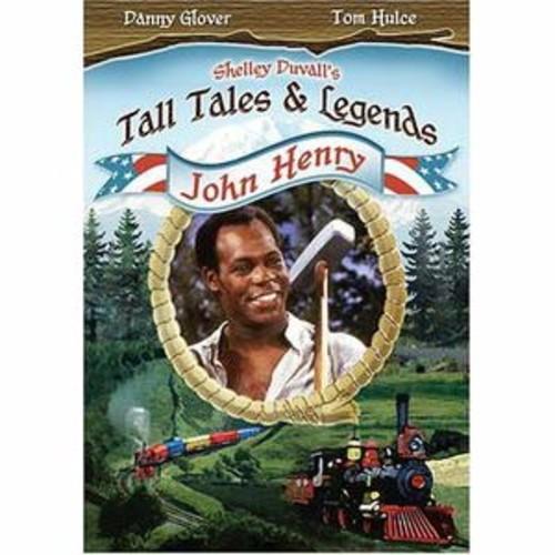Tall Tales & Legends: John Henry DD2