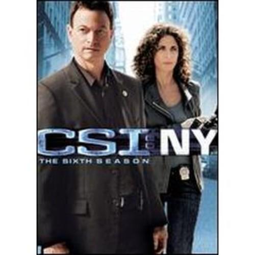 CSI: NY - The Sixth Season [7 Discs]