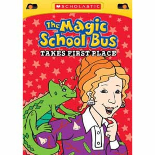 The Magic School Bus: Takes First Place [DVD]