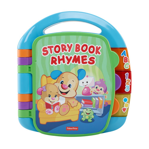 Laugh & Learn Storybook Rhymes by Fisher-Price