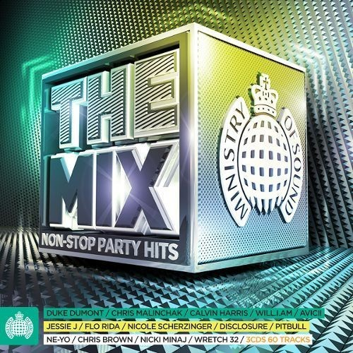 The Mix [CD]