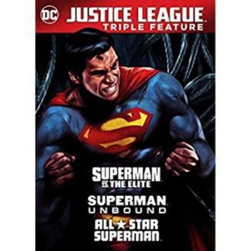 DCU: Superman Unbound / Superman vs the Elite / All-Star Superman (DVD)