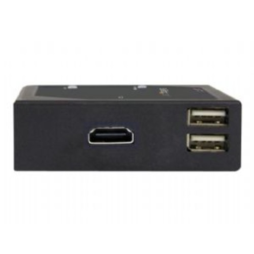 StarTech.com HDMI Over IP Extender with 2-port USB Hub - 1080p - Video/audio extender - HDMI - up to 328 ft