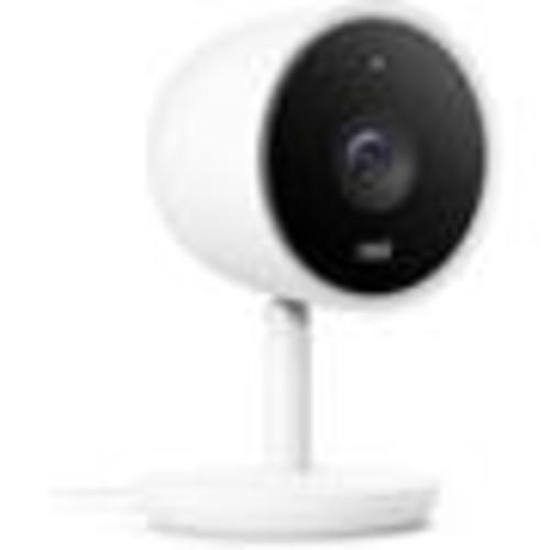 Nest Cam IQ Indoor Wireless indoor security camera with Google Assistant voice control