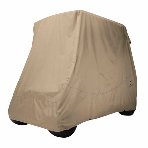 Classic Accessories Fairway Golf Car Quick-Fit Cover, Short Roof