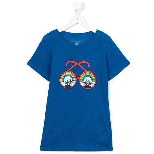 STELLA MCCARTNEY KIDS Sunglasses Print Carly T-Shirt