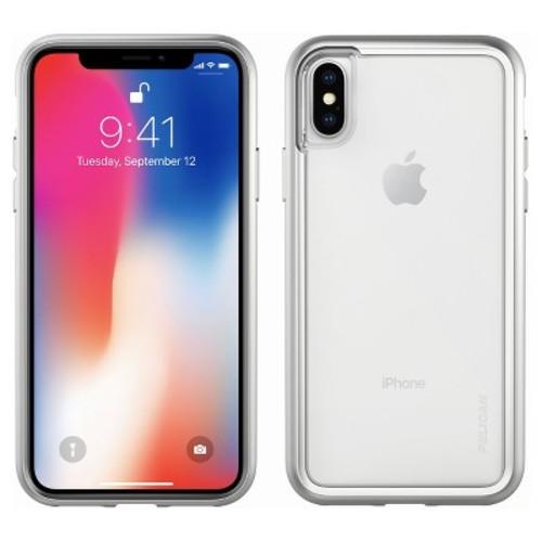 Pelican iPhone X Case - Silver