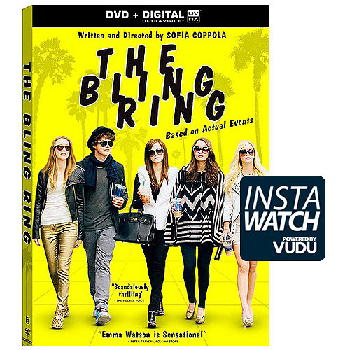 The Bling Ring [DVD] [2013]
