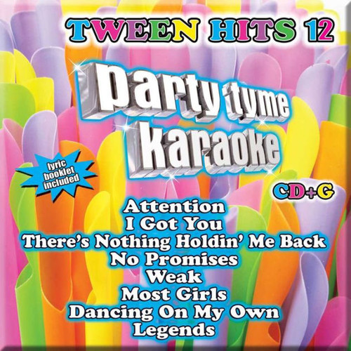 Party Tyme Karaoke: Tween Hits, Vol. 12