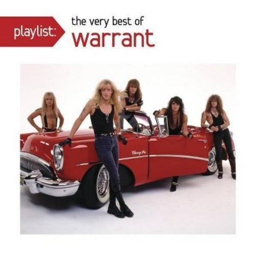 Playlist: The Very Best of Warrant [CD]
