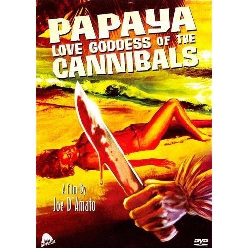 Papaya: Love Goddess of the Cannibals [DVD] [1978]