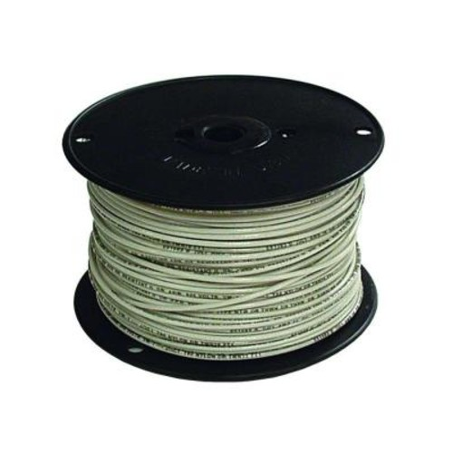 Southwire 500 ft. 14 White Stranded CU XHHW Wire