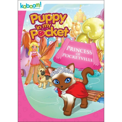 Puppy in My Pocket: Princess of Pocketville [DVD]