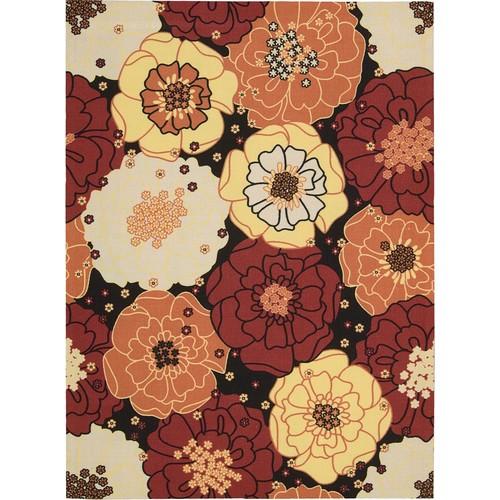 Nourison Home & Garden Collection Rs021 10' X 13' Indoor Outdoor Area Rug