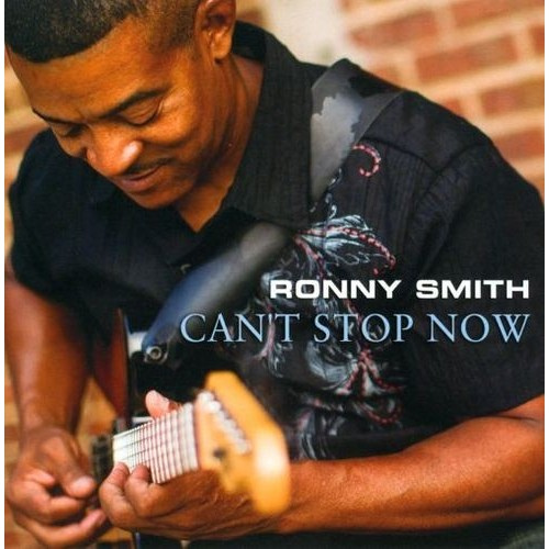 Can't Stop Now [CD]