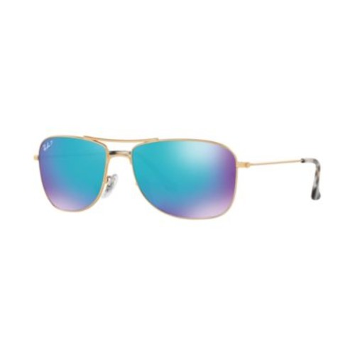 Ray-Ban Polarized Chromance Collection Sunglasses, RB3543 59