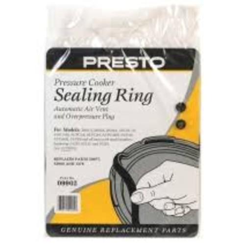 Presto Rubber 6 qt. Pressure Cooker Sealing Ring(09902)